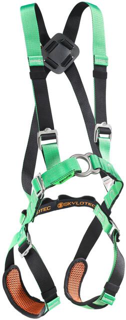 Skylotec Kids Sam Full Body Harness grön